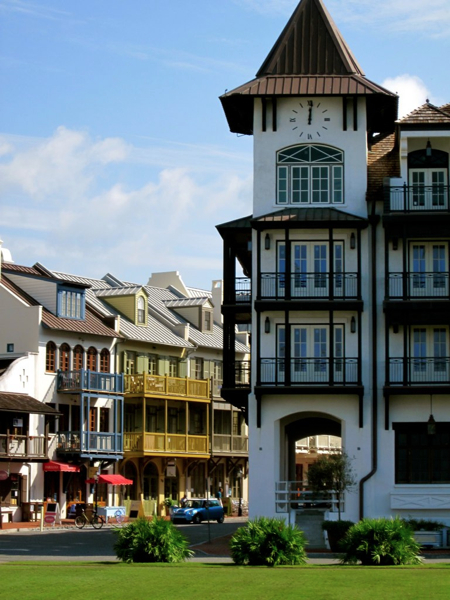 Rosemary Beach Florida Discover 30a Florida Neighborhoods