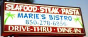 Marie's Bistro, Santa Rosa Beach Fl
