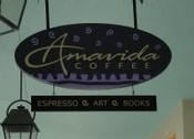 Amavidea Coffee in Rosemary Beach, Florida