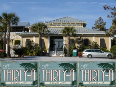 Cafe Thirty A Santa Rosa Beach Fl