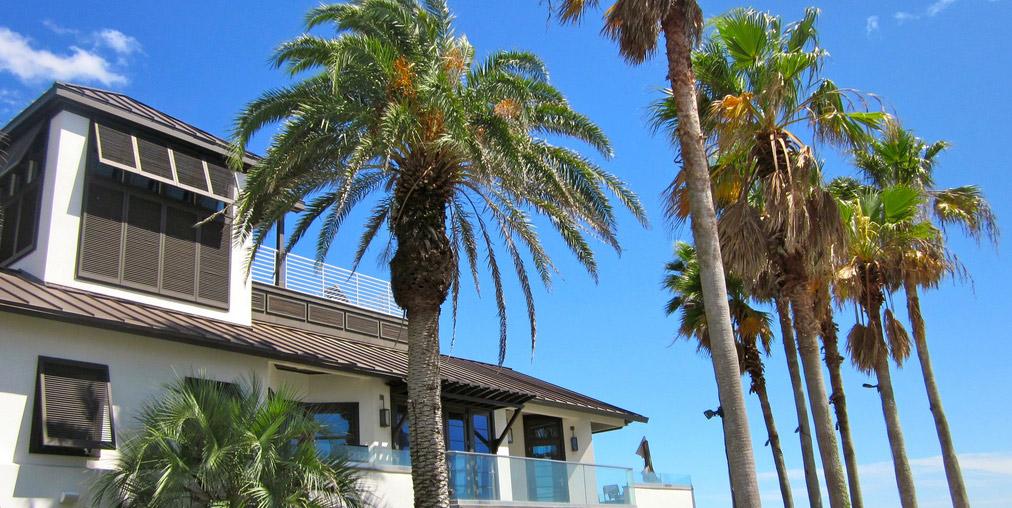 a unique beach home in Grayton Beach, Florida