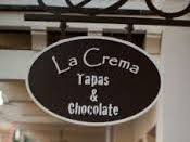 La Crema Tapas & Chocolate