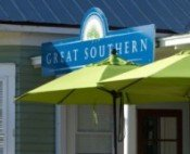 Great Southern Cafe on 30-A