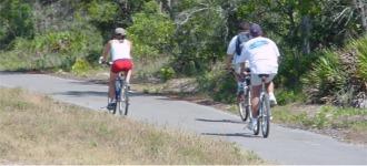 Bike Path on 30-A