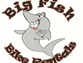 Big Fish Bike Rentals