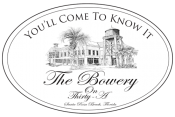 The Bowery on 30A