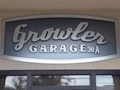 Growler Garage 30a